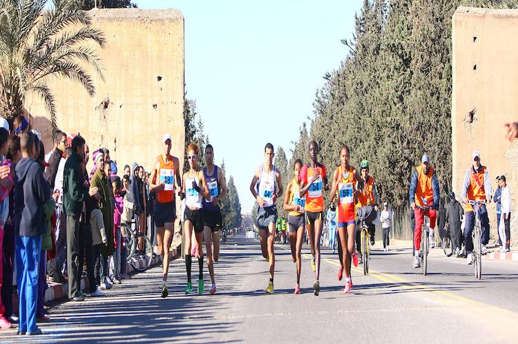 Marrakech Marathon 1