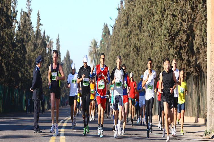 Marrakech Marathon 2