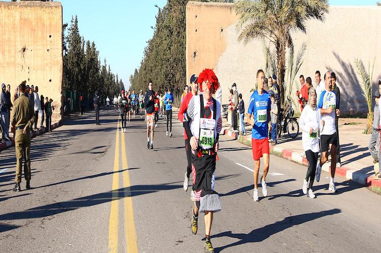 Marrakech Marathon 3