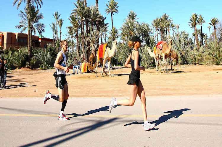 Marrakech Marathon 4