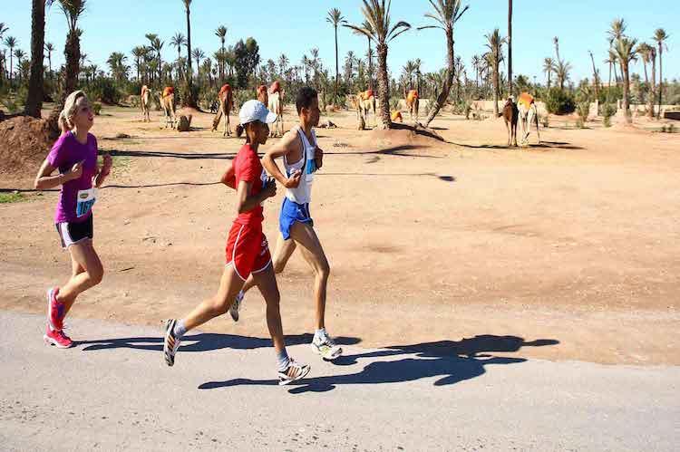 Marrakech Marathon 5