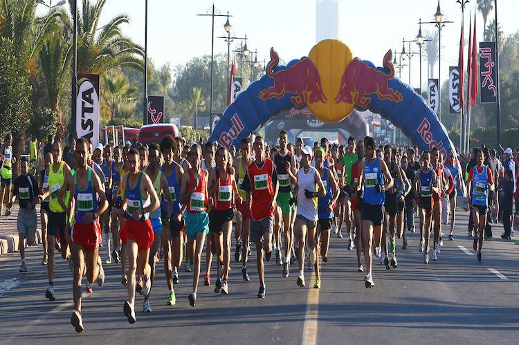 Marrakech Marathon 7